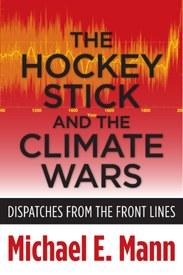 Hockey Stick Climate Wars Book by Michael E. Mann