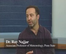 Ray Najjar interview photo