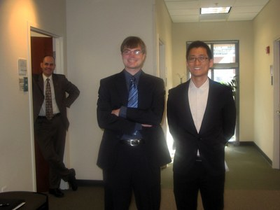 Tim Hall, Aerospace, David Doughty Junhong Wei