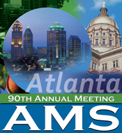 2010 AMS Annual Meeting Logo