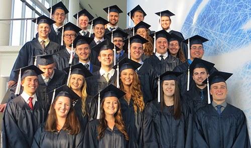 meteorology spring 2015 graduates