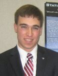 IUG Student in Meteorology, Michael Kozar