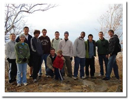Fall Hike 2009