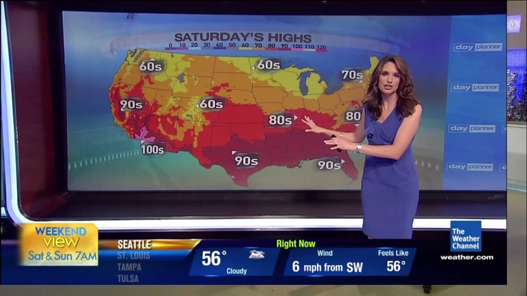 Maria LaRosa The Weather Channel