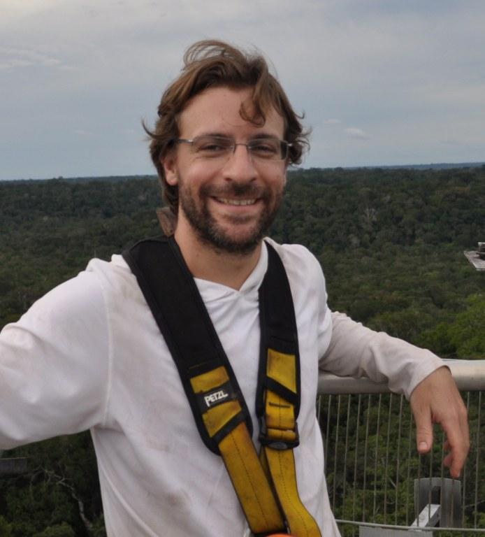 Marcelo Chamecki Amazon