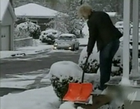 State College snowfall makes national news in Australia