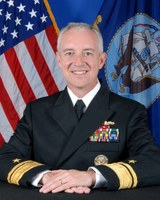 Navy rear admiral appointed to direct new center on weather and climate risk solutions