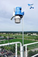 WeatherSTEM provides Beaver Stadium football game day weather conditions