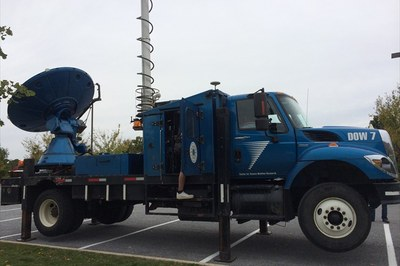 The Doppler on Wheels visit to State College, PA