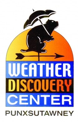 Punxsutawney Weather Discovery Center Logo