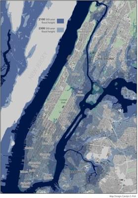 Sea Level Rise NYC