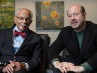 Michael Mann and Warren Washington Tyler Prize 2019
