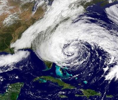 Hurricane Sandy Oct 2012