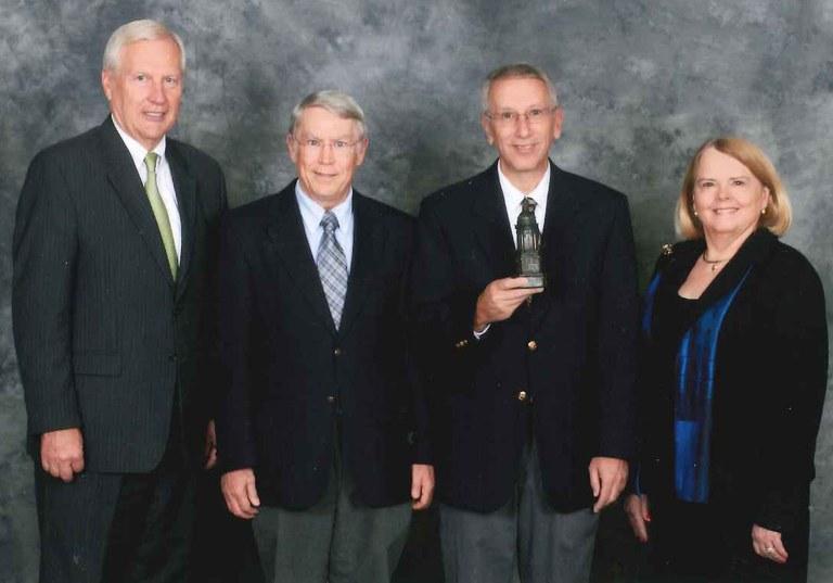 2012 Alumni Fellow Stouffer